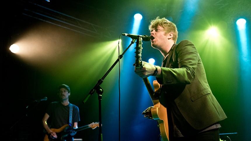 Christian Hjelm: Voxhall, Spot Festival 2013