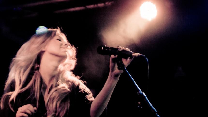Kristina Renée : Radar, Spot Festival