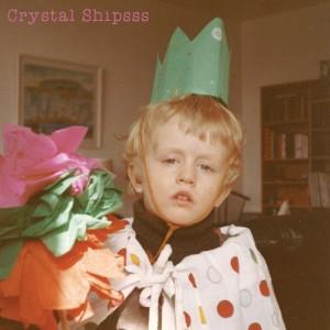 Crystal Shipsss: Crystal Shipsss - EP