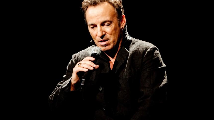 Bruce Springsteen arbejder på nyt