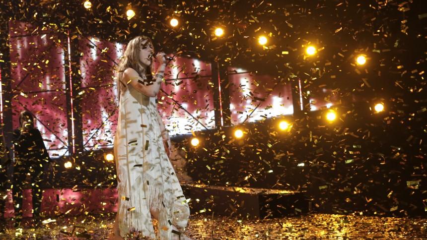 Danmark vandt Melodi Grand Prix