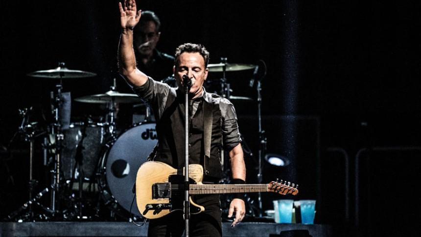 Springsteens Horsens-koncert udsolgt på 30 minutter