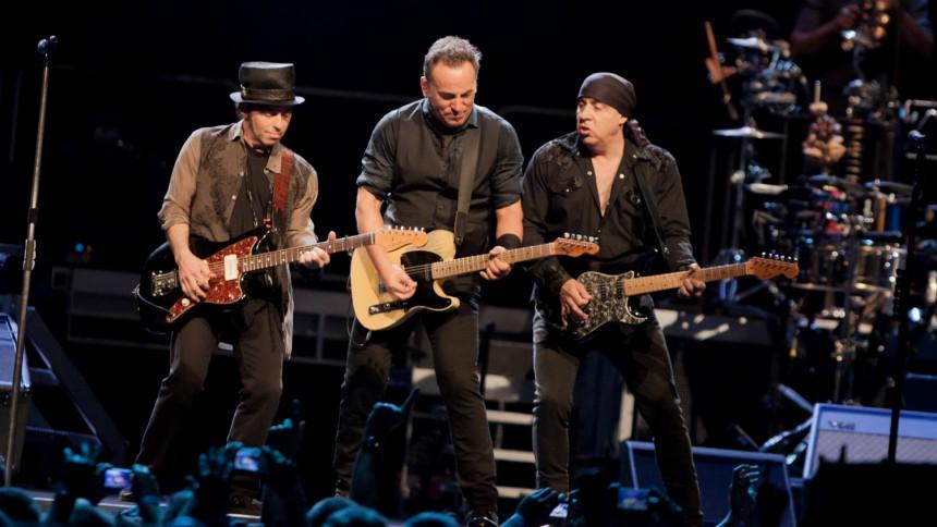 Køb historiske Springsteen-koncerter som download