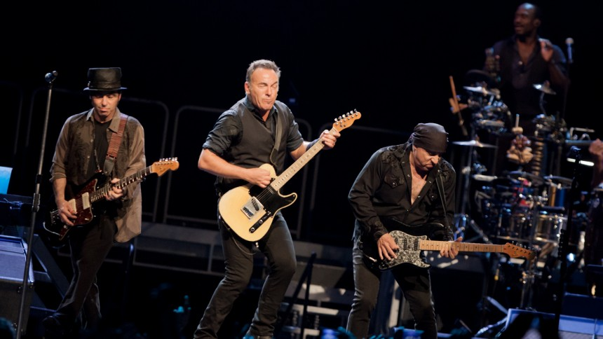 Sådan har GAFFA anmeldt Bruce Springsteen live