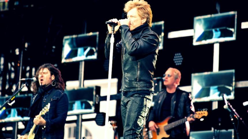 15 forunderlige facts om Bon Jovi