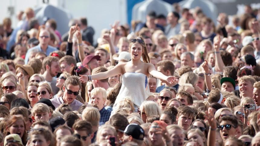 Lokalsamfund kan drage nytte af udkantsfestivaler