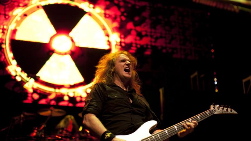 Megadeth til Copenhell