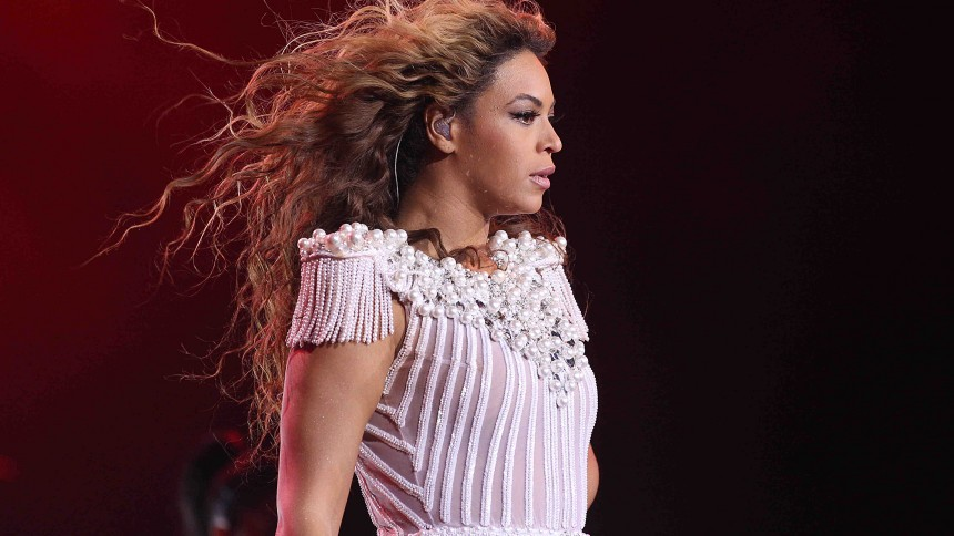 Hør Beyoncés nye sang live