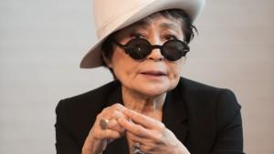 Yoko Ono louisiana 6-6-2013
