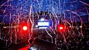 Tiësto Steve Angello Hardwell Rune RK & TMLH Refshaleøen 090613
