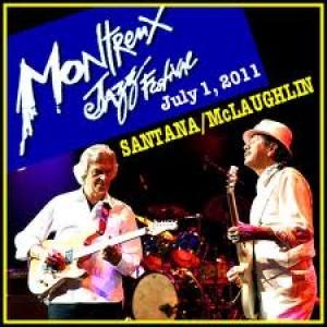 "Carlos Santana & John McLaughlin:  ""Invitation to Illumination"" - Live at Montreux 2011"