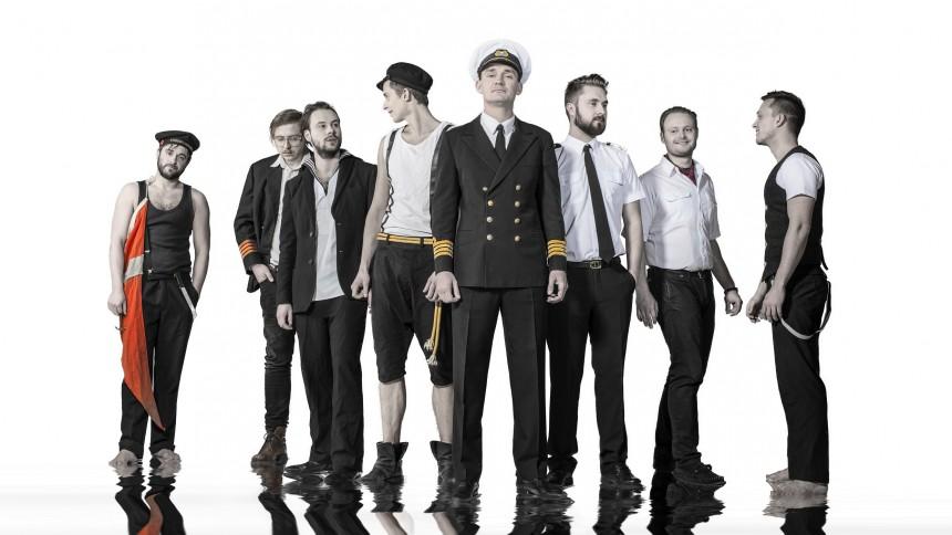 """Sømændene: """"Vi går sammen ned"""" – sang for sang"""