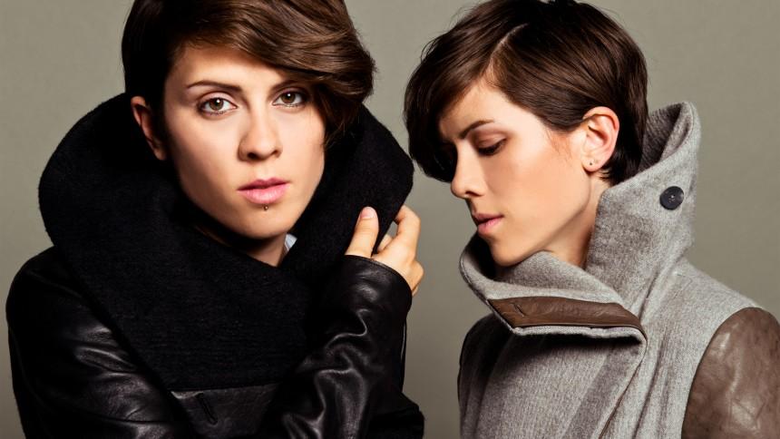 Tegan And Sara besøger Koncerthuset