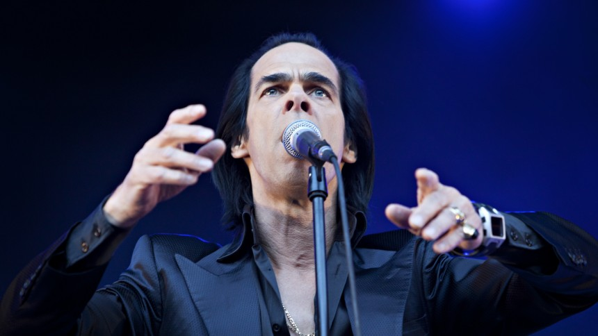 Nick Cave & The Bad Seeds: Northside Festival, Green Stage