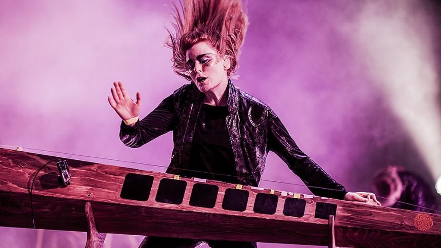 The Knife udgiver livealbum og koncertfilm