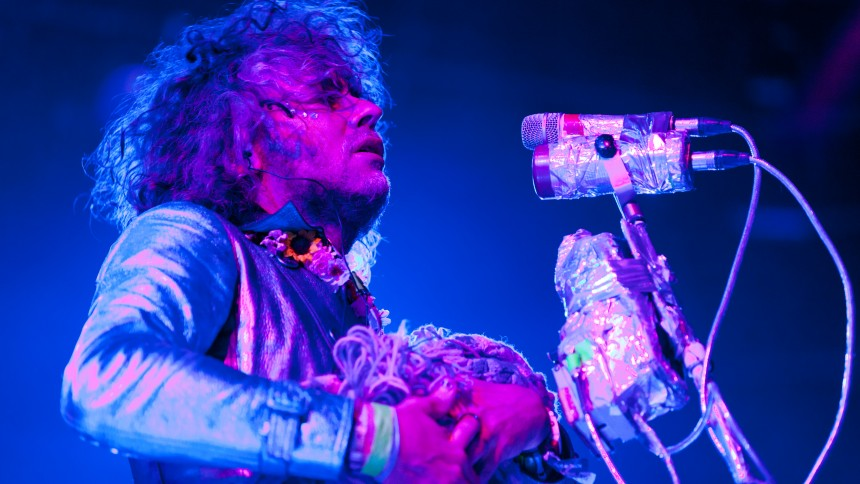 The Flaming Lips gæster Heartland Festival