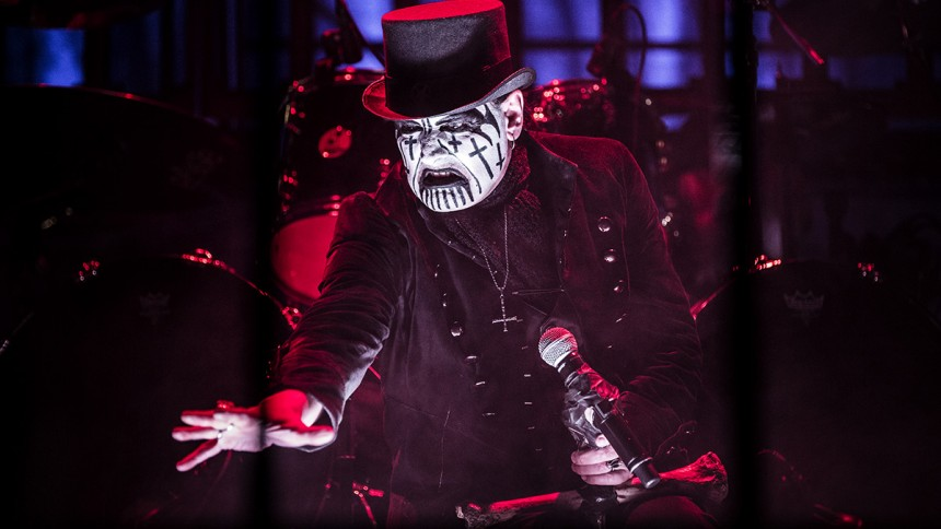 King Diamond: Copenhell, Helviti