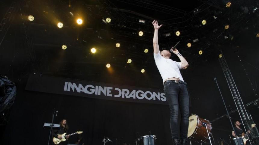 Imagine Dragons: Northside Festival, Green Stage