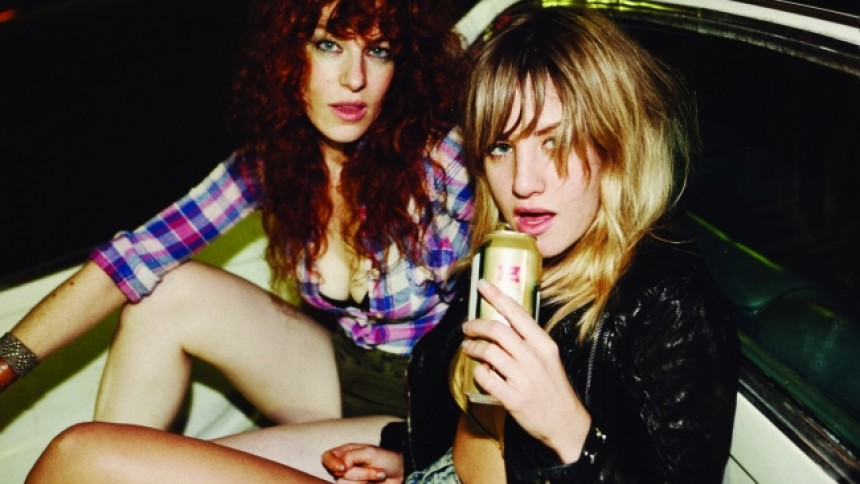 Deap Vally : NorthSide Festival, Red Stage