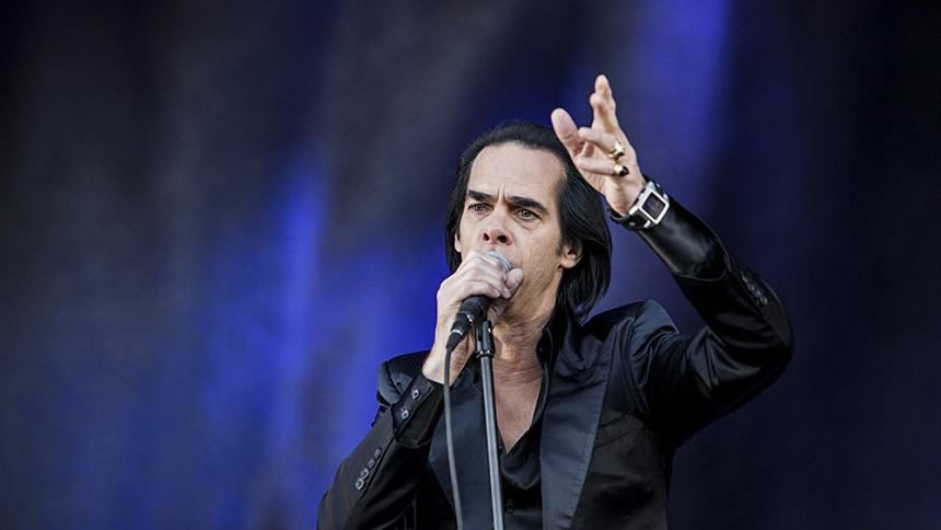 Nick Cave & The Bad Seeds udgiver livealbum
