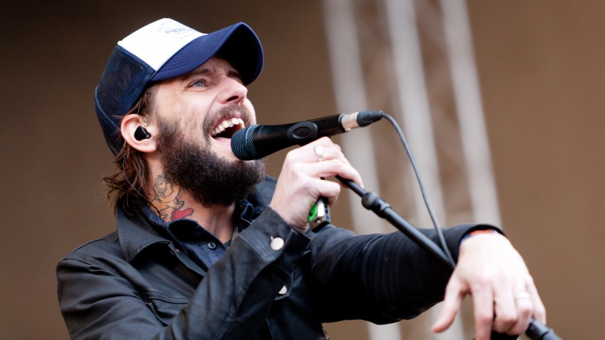 Band Of Horses: Northside Festival, Green Stage