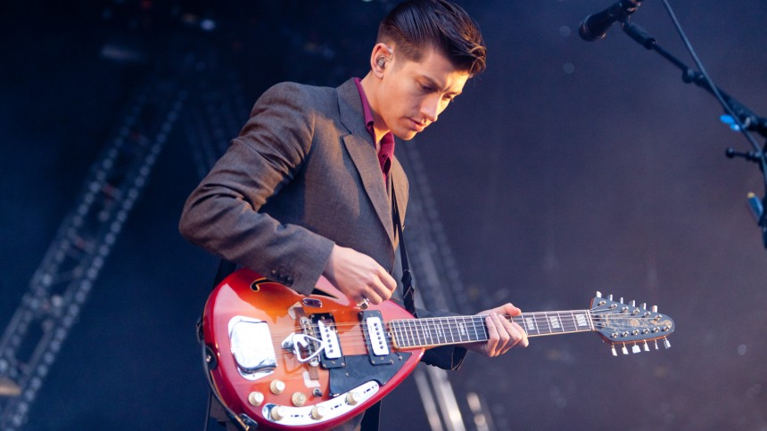 Arctic Monkeys: Benicàssim, Spanien