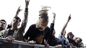 Copenhell - Stemning Lørdag - 1506 2013