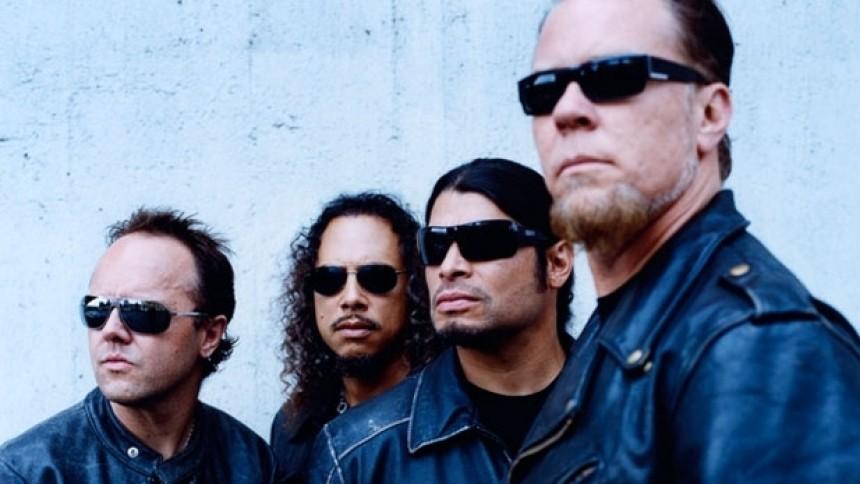 Stor Metallica-koncert på vej