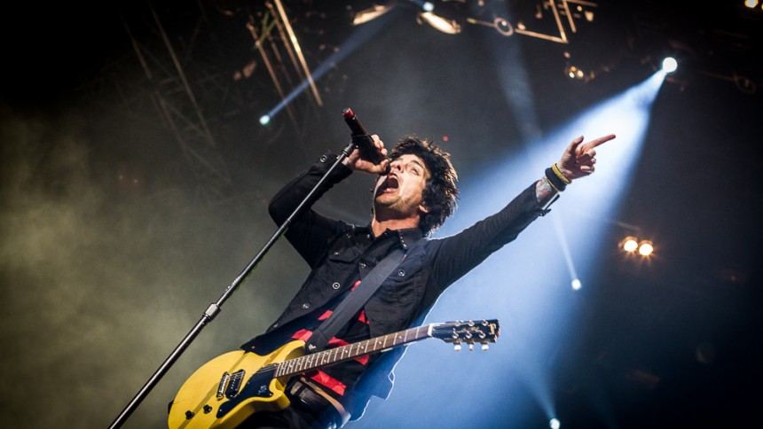 Green Day offentliggør ny single fra kommende album