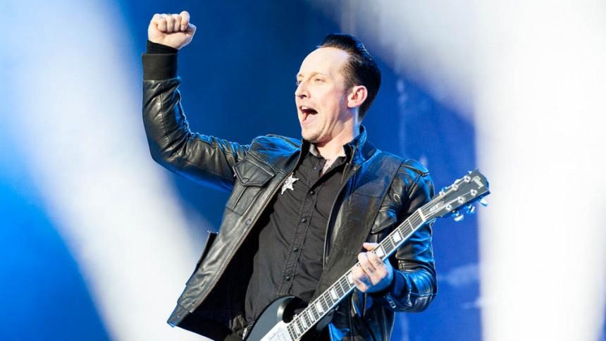 Volbeat offentliggør supportnavn
