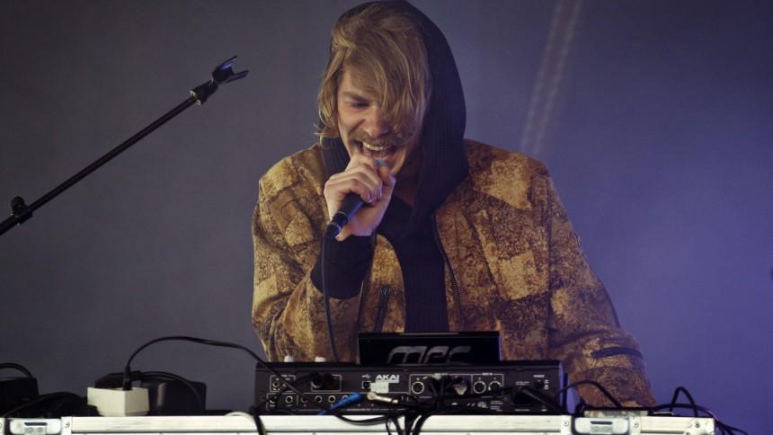 Broke : Roskilde Festival, Pavilion Junior