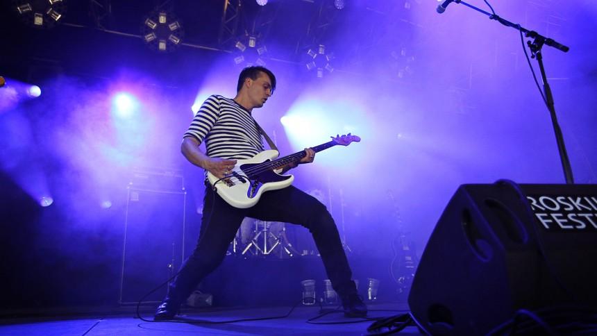 Then Comes Silence: Roskilde Festival, Pavilion Junior