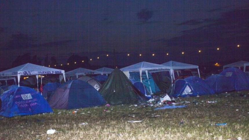 Voldtægtsforsøg på Roskilde Festival