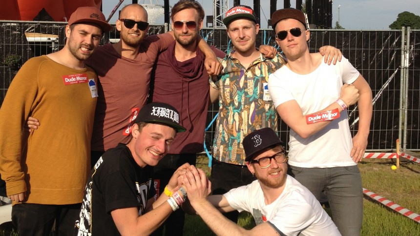 Roskilde-blog: Dude Manor interviewer Kadie Elder