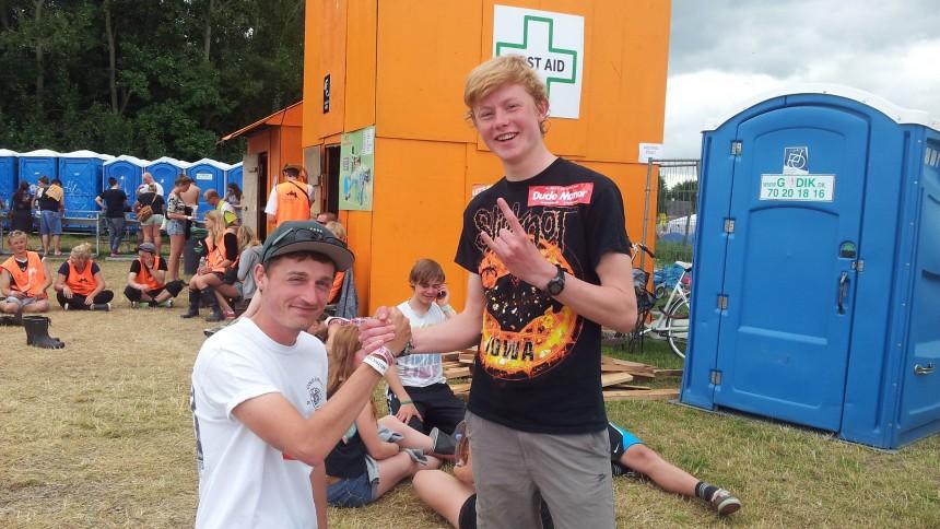 Roskilde-blog: Metalhoveder på Roskilde