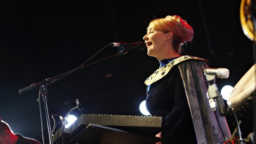 Dead Can Dance: Roskilde Festival, Arena