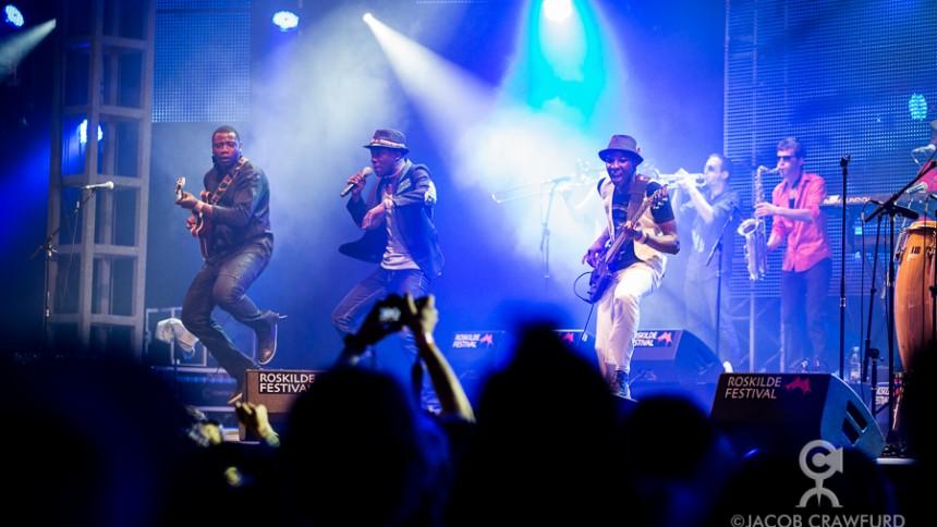 Roskilde livestreamer koncerter
