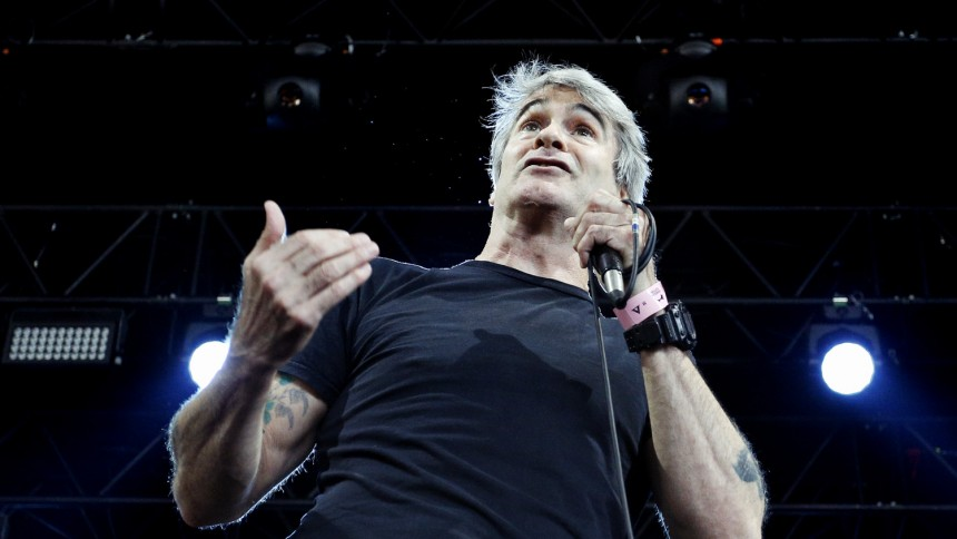Henry Rollins bringer sit Travel Slideshow til Danmark