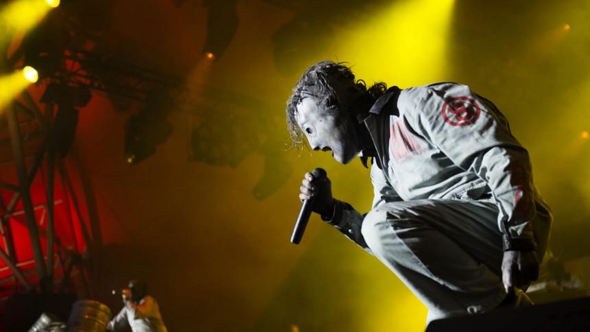 Se ny live-video fra koncertaktuelle Slipknot