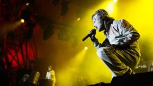 Slipknot Roskilde Festival, Orange Scene 4-7-2013