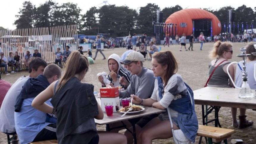 Roskilde Festival hædres af Det Danske Gastronomiske Akademi