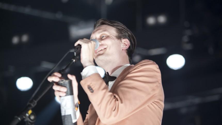 Efterklang: Roskilde Festival, Arena