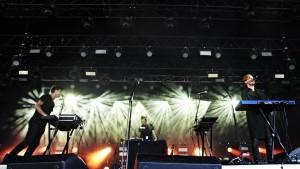 Indians, Odeon, Roskilde Festival