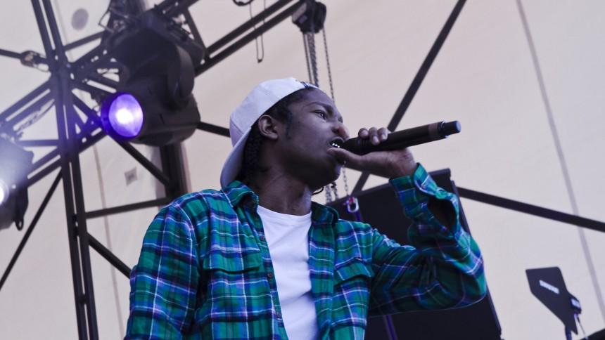 Hør nyt track fra A$AP Rocky