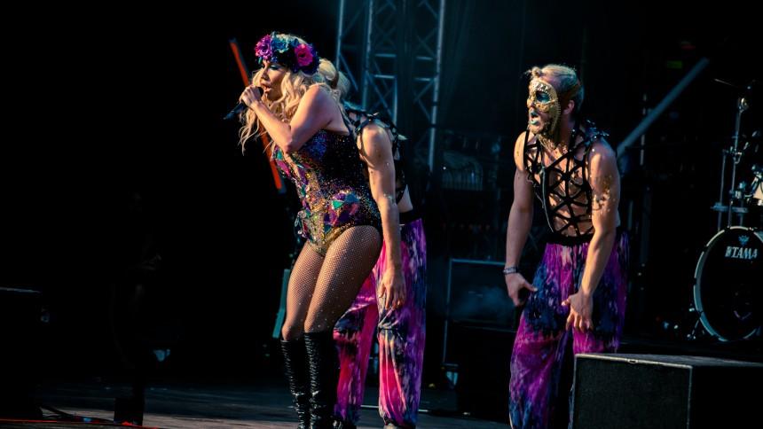 Kesha : Nibe Festival