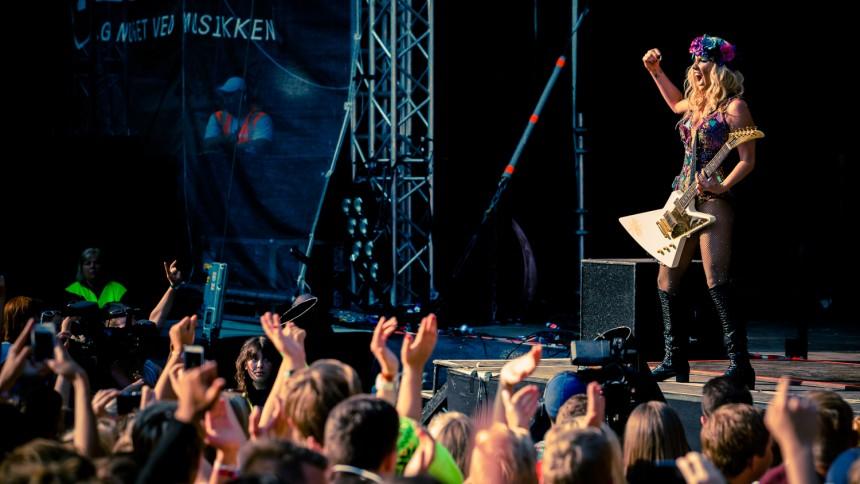 Få fingrene i billige Nibe Festival-billetter