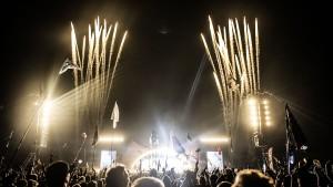 Metallica Roskilde Festival, Orange Scene, lørdag d. 6. juli 2013