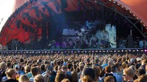 The National Roskilde Festival 2013