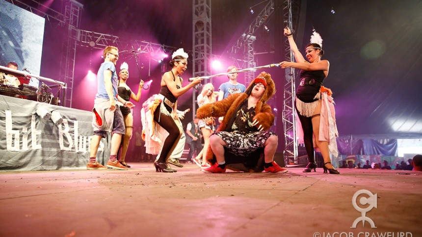 Kid Koala : Roskilde Festival, Cosmopol