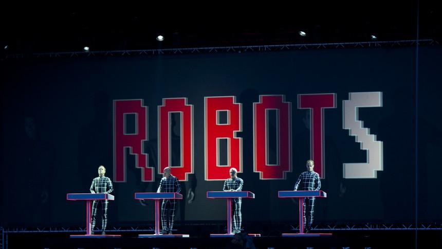 Kraftwerk : Roskilde Festival, Orange Scene